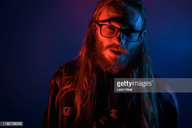 Gamer The Long Dark poses for a portrait at the epicLAN esport tournament at the Kettering Conference Centre on October 12 2019 in Kettering England...