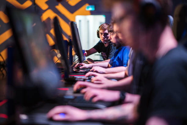 CAN: Gamers Compete In A Counter-Strike: Global Offensive Tournament