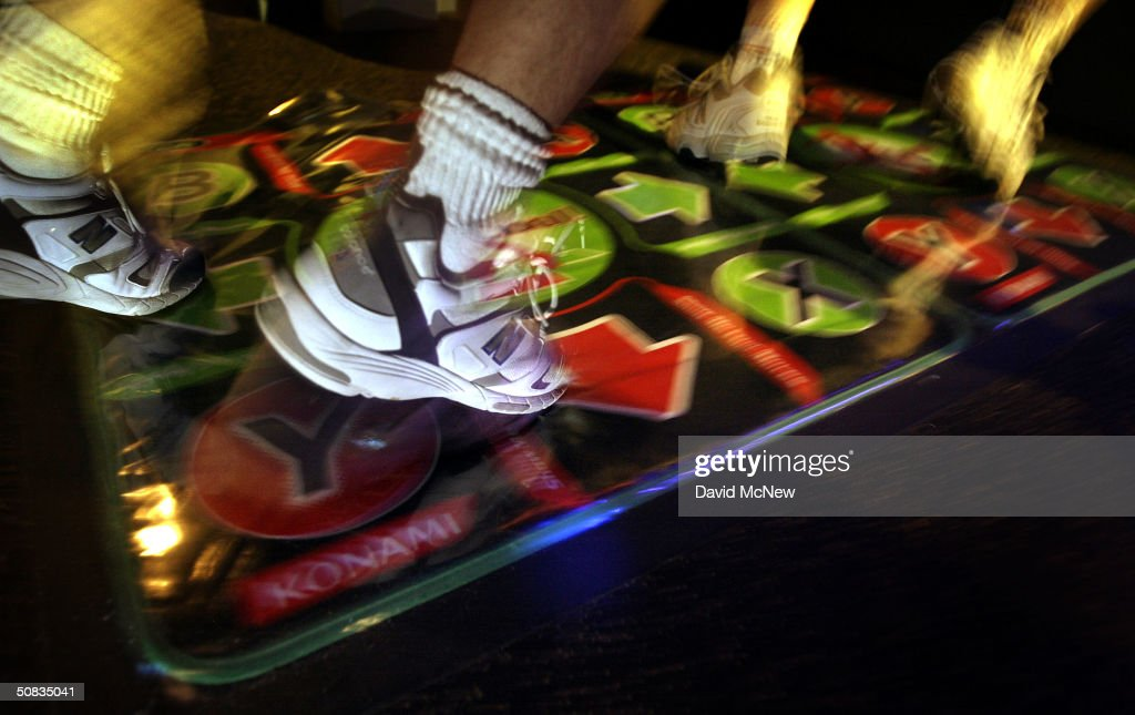 2004 Electronic Entertainment Expo Kicks Off In Los Angeles : News Photo