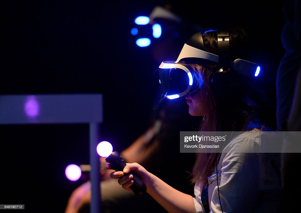 Annual E3 Gaming Conference In Los Angeles : News Photo
