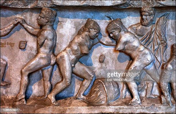 Games and Gods return to Rome's Colosseum Marble discus throwers bronze sprinters and mosaics of wrestlers re enacted the sporting heyday of ancient...