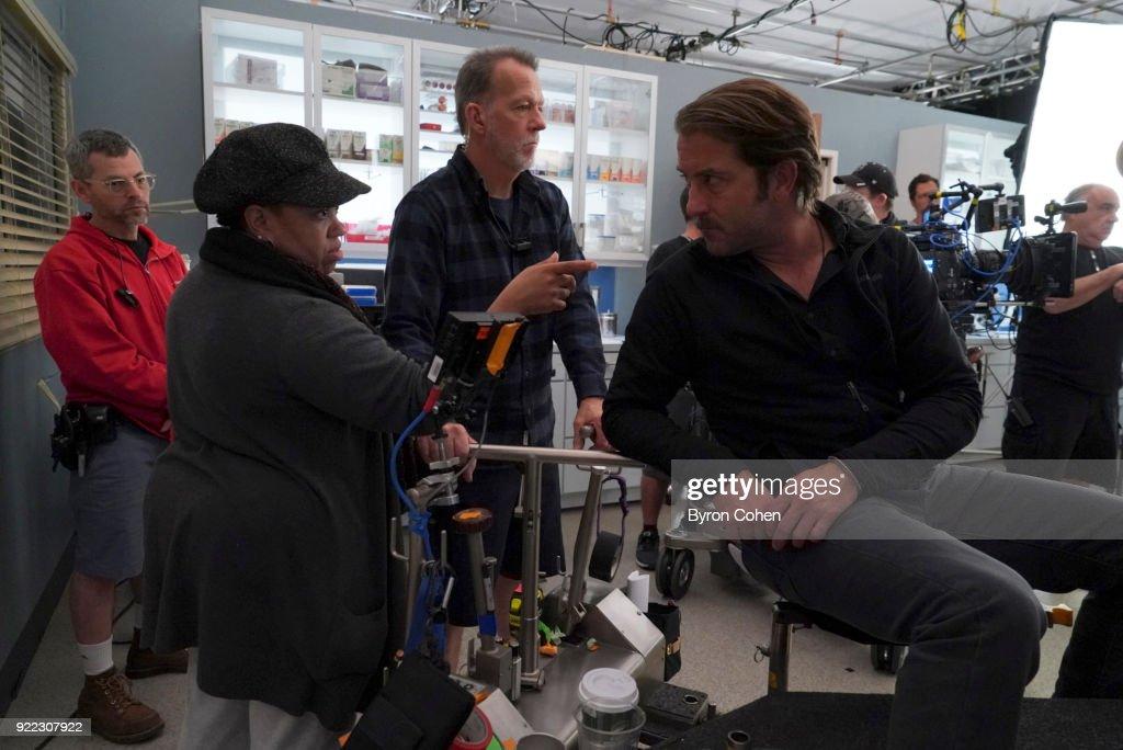 ABC's 'Grey's Anatomy' - Season Fourteen : News Photo