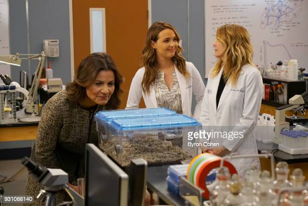 S ANATOMY 'Games People Play' Maggie's relationship with Clive starts to progress and she invites him over for a game night to meet Meredith and...