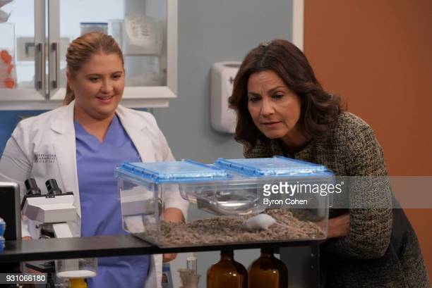 S ANATOMY Games People Play Maggie's relationship with Clive starts to progress and she invites him over for a game night to meet Meredith and Amelia...
