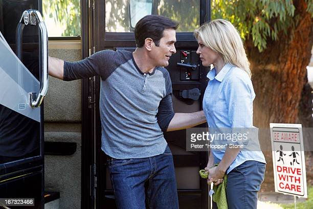 FAMILY Games People Play Phil gets a brand new RV with high hopes of going on a fun family road trip and Claire decides to let him learn the hard way...