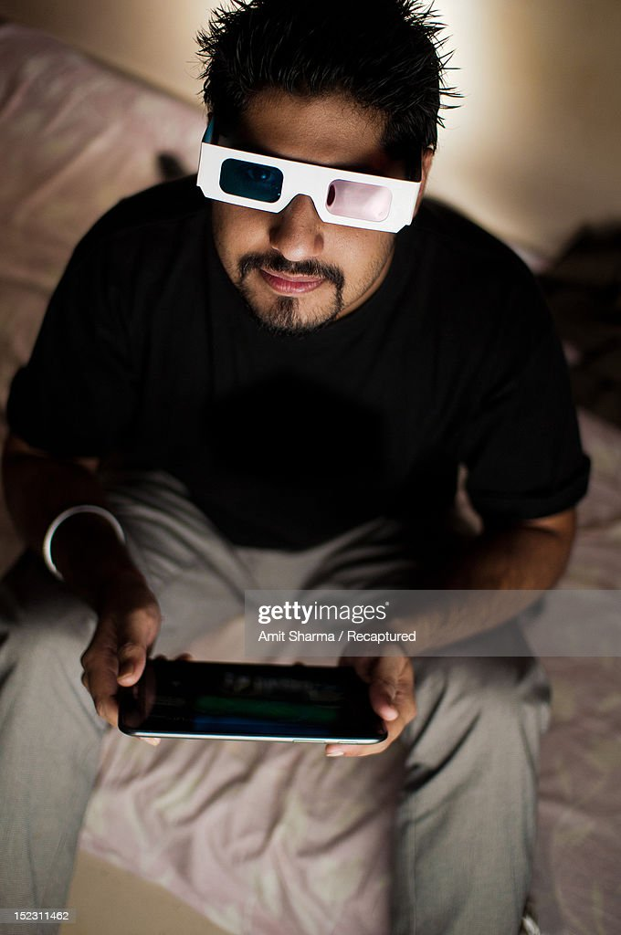 3D gaming : Stock Photo