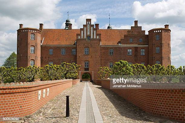 CONTENT] Gammel Estrup is a mostly sixteenth century castle although its earliest surviving part dates from 1490 It is now a museum with rooms...