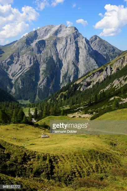 Gamsjoch, Karwendel Mountains, Eng, Tyrol, Austria