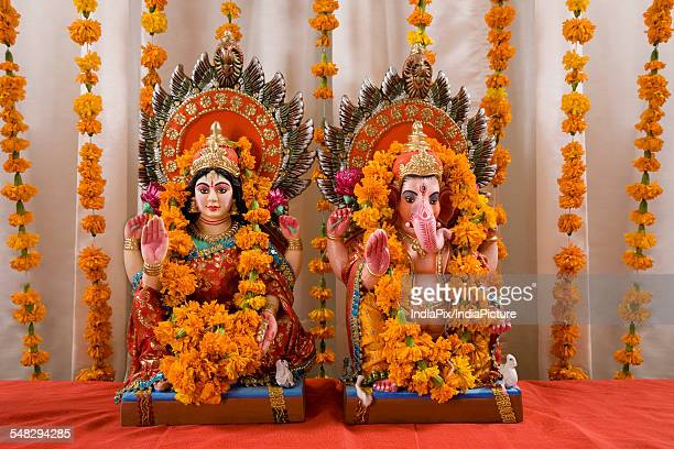 405 Laxmi Ganesh Photos And Premium High Res Pictures Getty Images