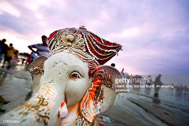 ganesh - ganesha stock photos and pictures
