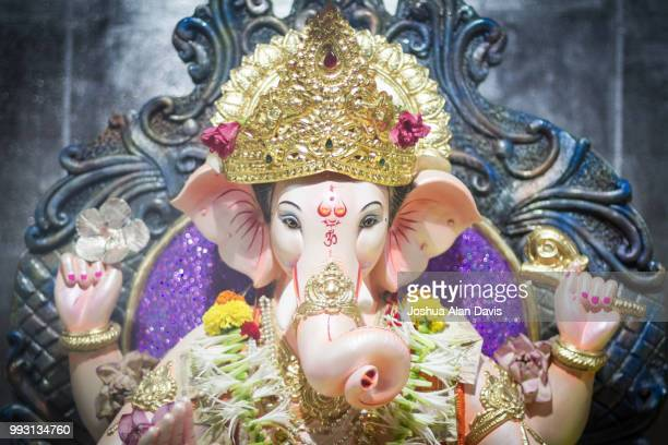 ganesh - joshua alan davis stock pictures, royalty-free photos & images