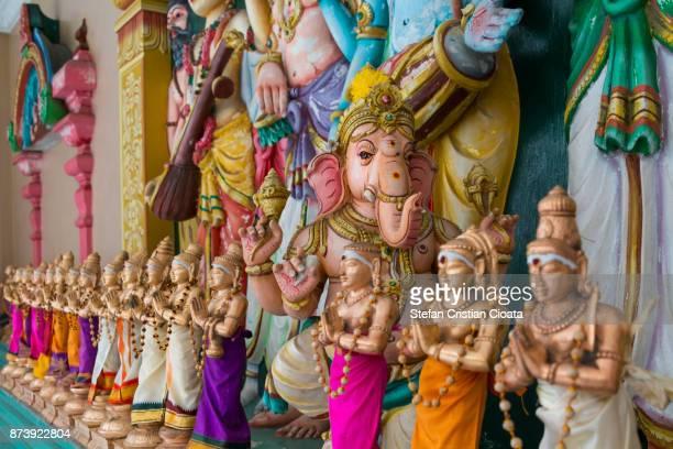 Ganesha elephant statue