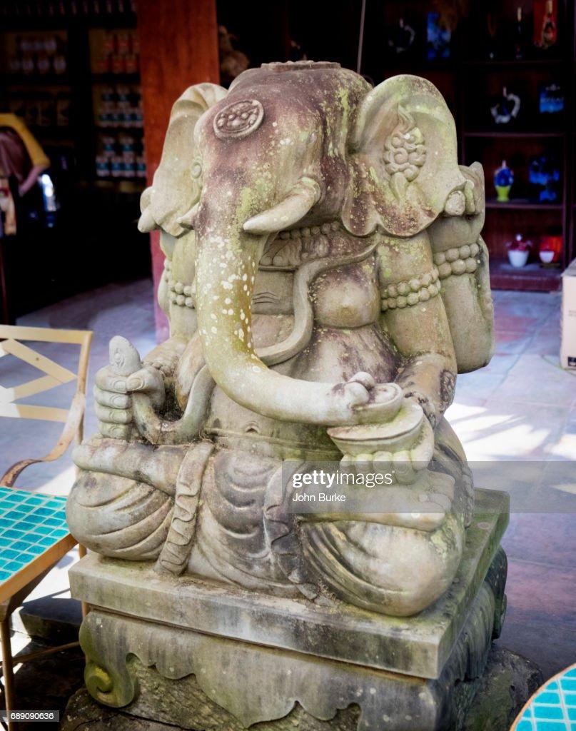 Ganesha, Hindu Diety : Stock Photo