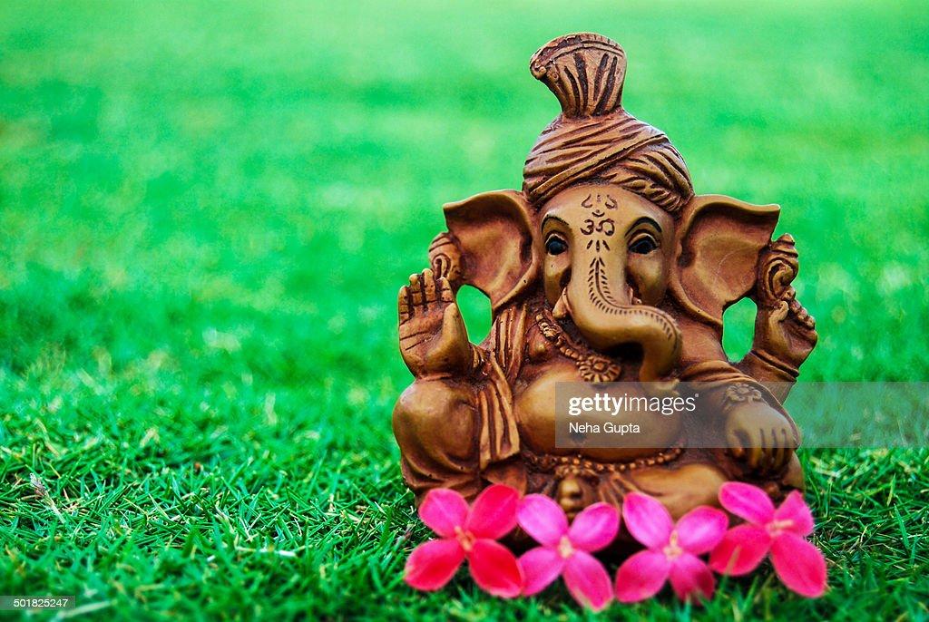 Ganesha : Stock Photo