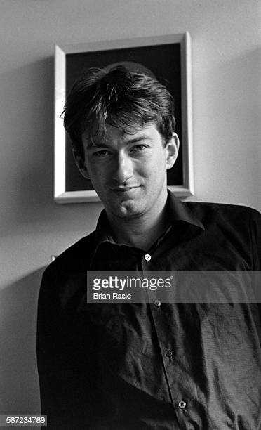 Gang Of Four Andy Gill Emi Manchester Square London 1981 Gang Of Four Andy Gill Emi Manchester Square London 1981