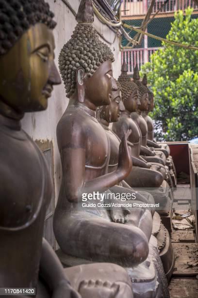 gangaramaya temple - image stock pictures, royalty-free photos & images