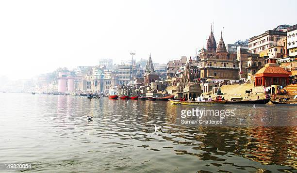 ganges - river ganges stock pictures, royalty-free photos & images