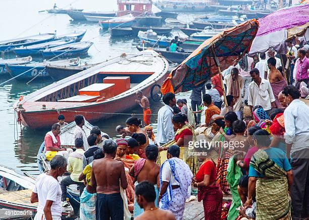 Ganges travellers