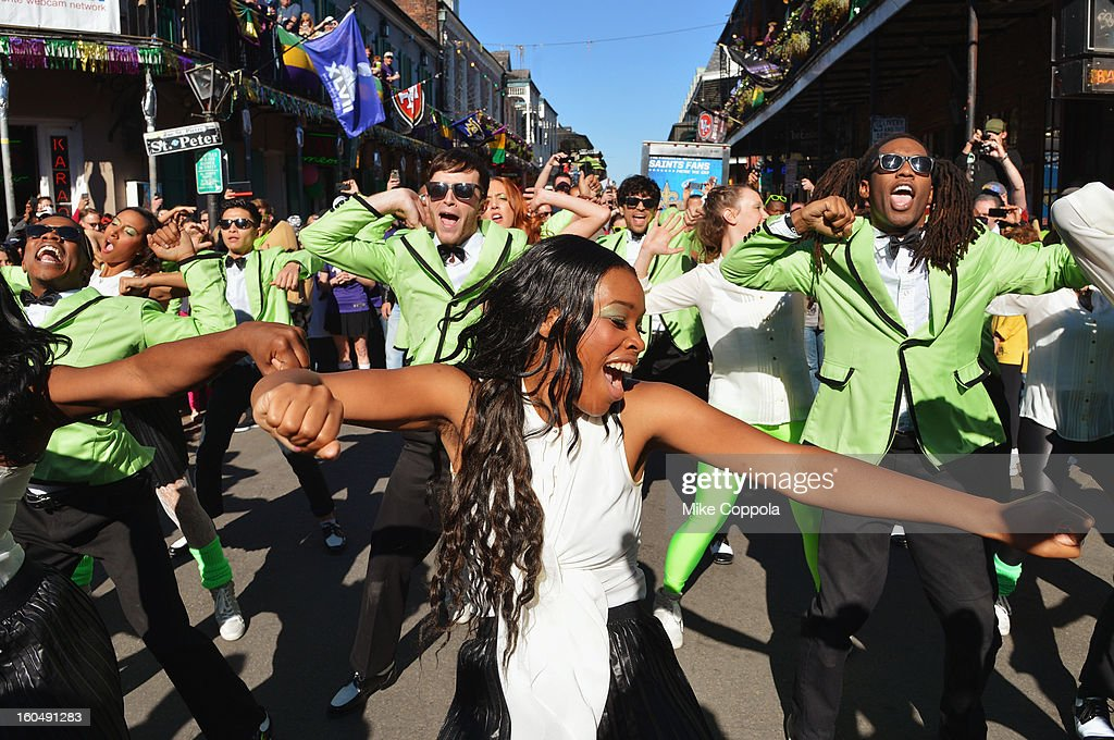 """Gangnam Style"" Flash Mob Breaks Out On Bourbon Street In Celebration Celebration"