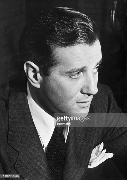 "Gangster and playboy Benjamin ""Bugsy"" Siegel at the Los Angeles County Jail following his surrender on a grand jury indictment charging him with..."
