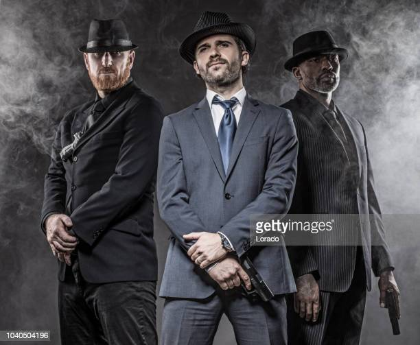 Gangster Mafia Men