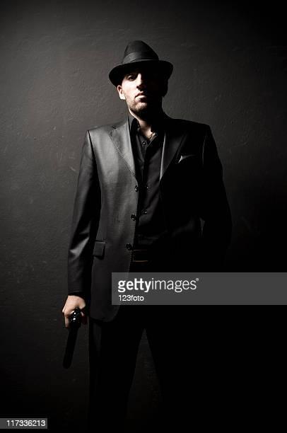 gánster - gangster fotografías e imágenes de stock