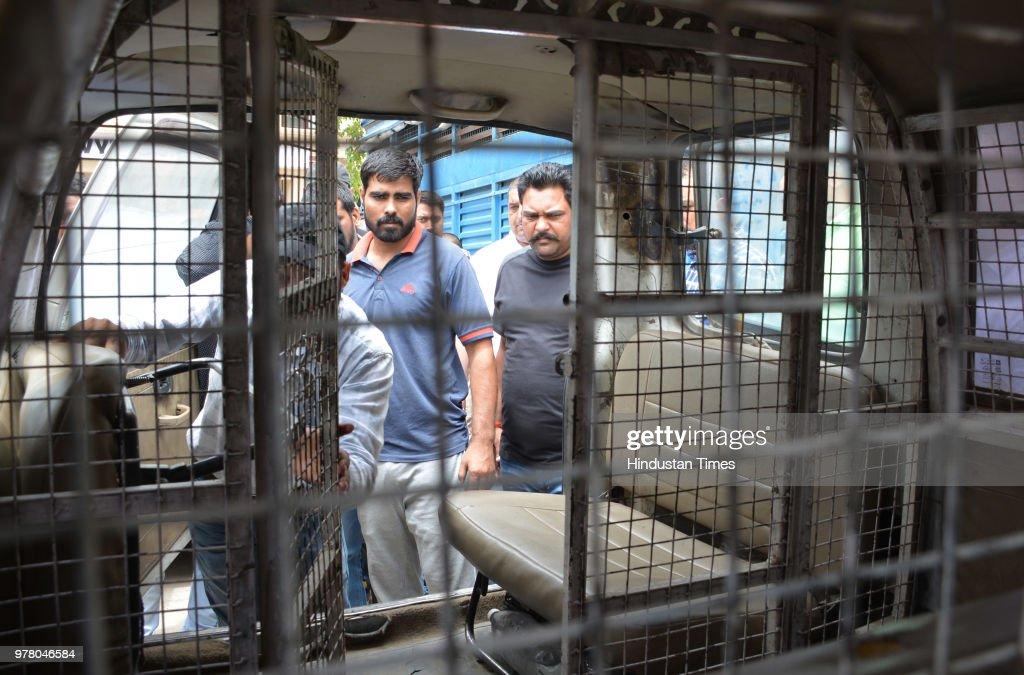Gangster Sampat Nehra Sent To Judicial Custody