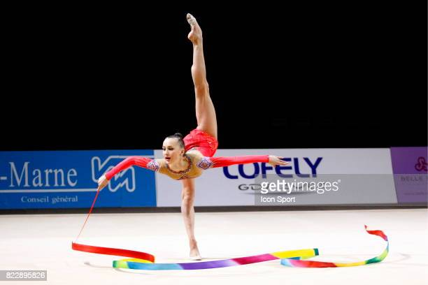 Ganna RIZATDINOVA Internationaux de GRS Thiais
