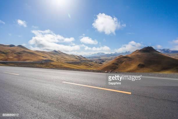 Gannan road,China