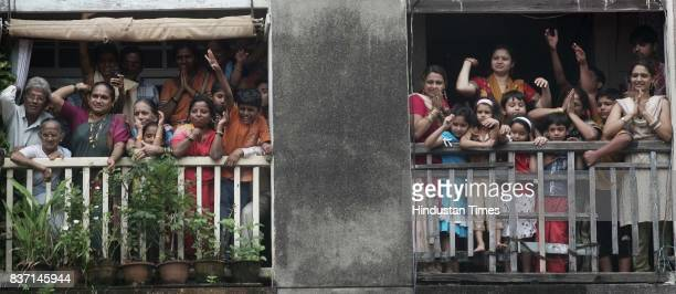 Ganpati Visarjan in Mumbai