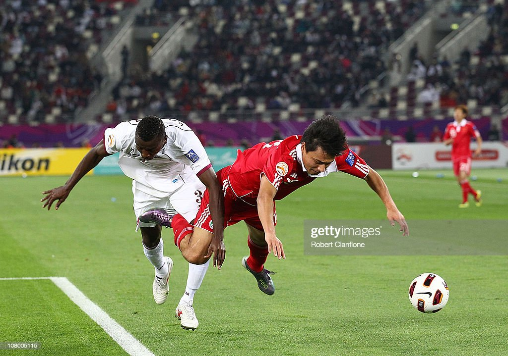 AFC Asian Cup - China P.R v Qatar