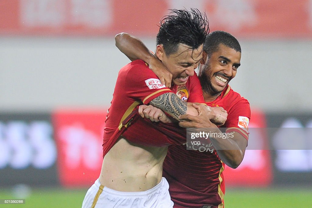 Guangzhou Evergrande v Henan Jianye - CSL Chinese Football Association Super League Round 5
