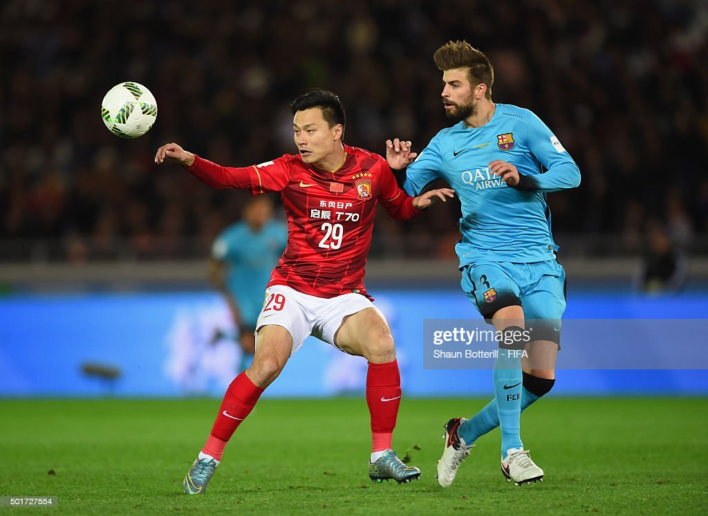 Barcelona v Guangzhou Evergrande FC - FIFA Club World Cup Semi Final