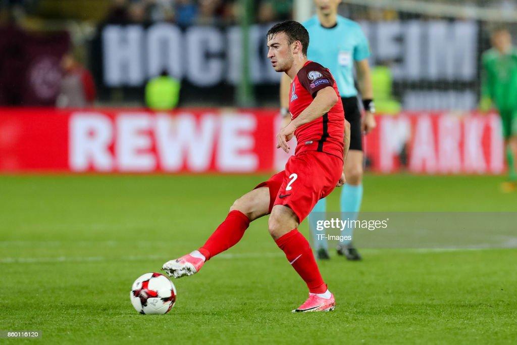 Germany v Azerbaijan - FIFA 2018 World Cup Qualifier : News Photo