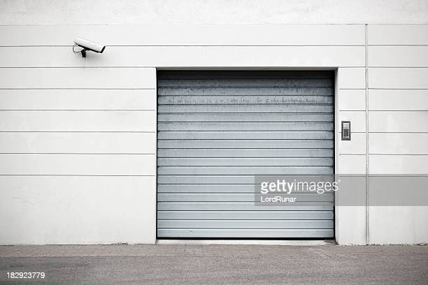garage door - industrial door stock pictures, royalty-free photos & images