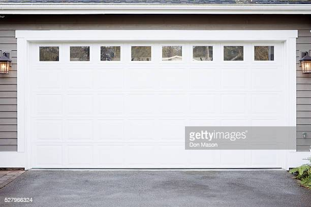 garage door - garage stock pictures, royalty-free photos & images