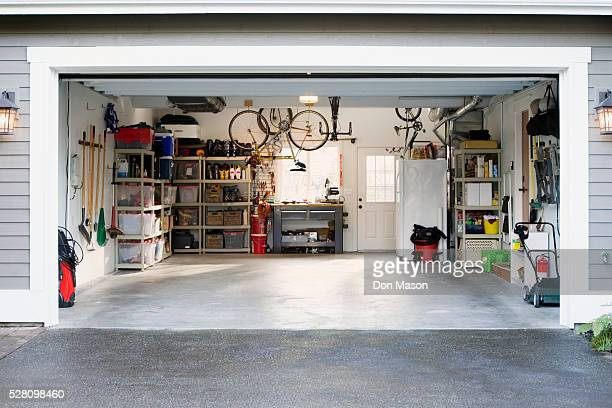 garage - storage compartment stock pictures, royalty-free photos & images