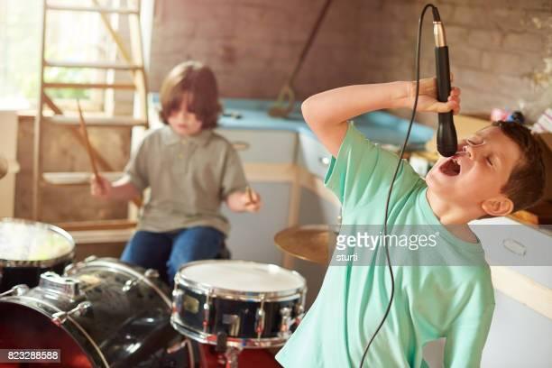 garage rock kids