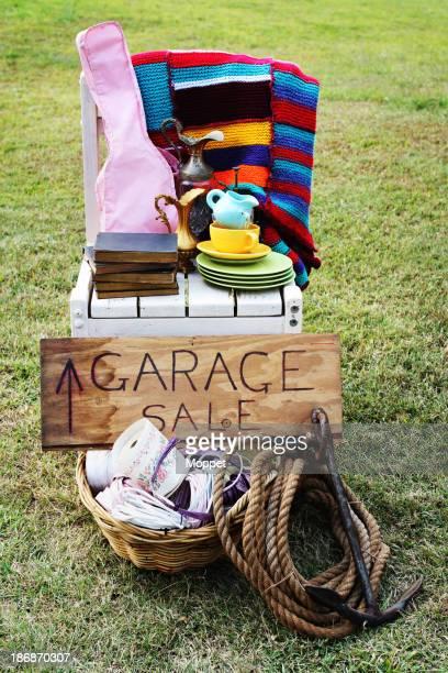 Garage Sale.