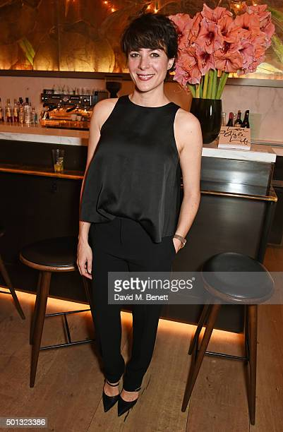 """Garance Dore attends a private VIP dinner hosted by Club Monaco and Garance Dore in celebration of the """"Love Style Life"""" book tour at Spring at..."""