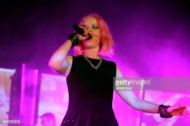 Garbage Amerikanische Rockgruppe aus Madison 20 Years of QueerTour Garbage besteht aus Shirley Manson Duke Erikson Steve Marker und Butch Vig...