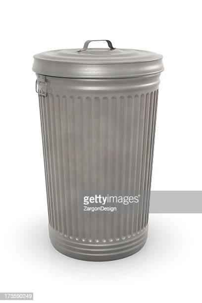Boîte à ordures ménagères