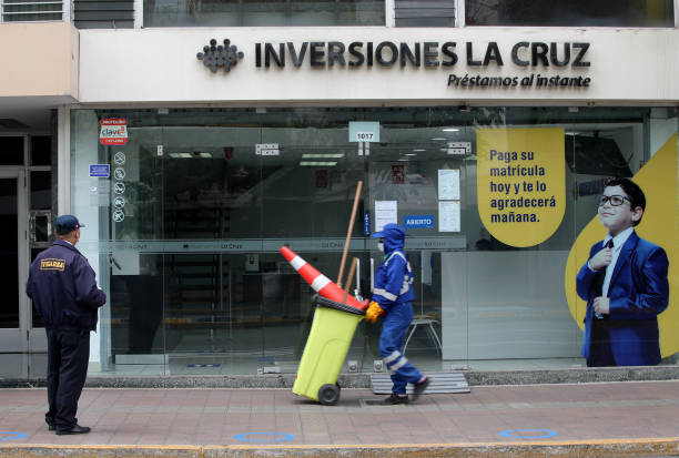 PER: Peru Continues To Reopen Economy and Industry After Major Sink During Coronavirus Lockdown