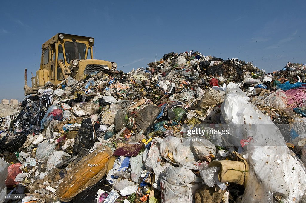 landfill process