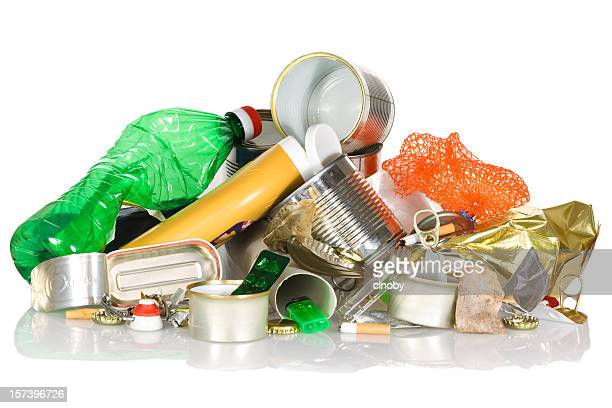garbage - recycling - decline stock pictures, royalty-free photos & images