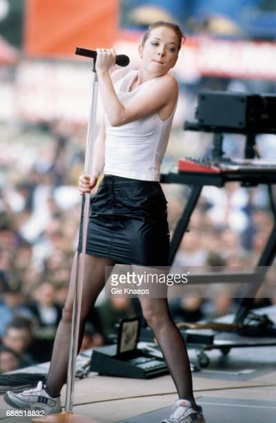 Garbage Shirley Manson TorhoutWerchter Festival Tothout Belgium