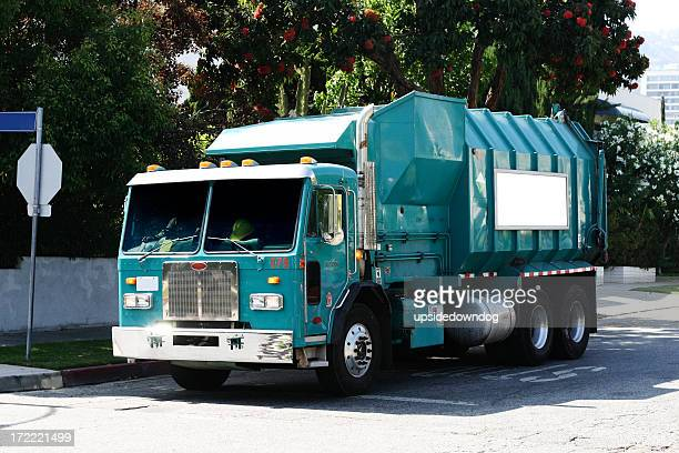 Ordures/refuser/camion à ordures