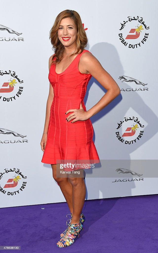 WTA Pre-Wimbledon Party - Arrivals : News Photo