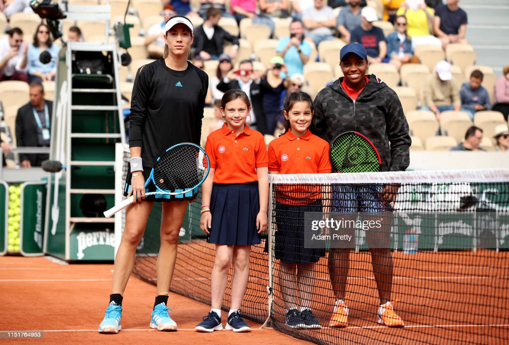 FRA: 2019 French Open - Day One