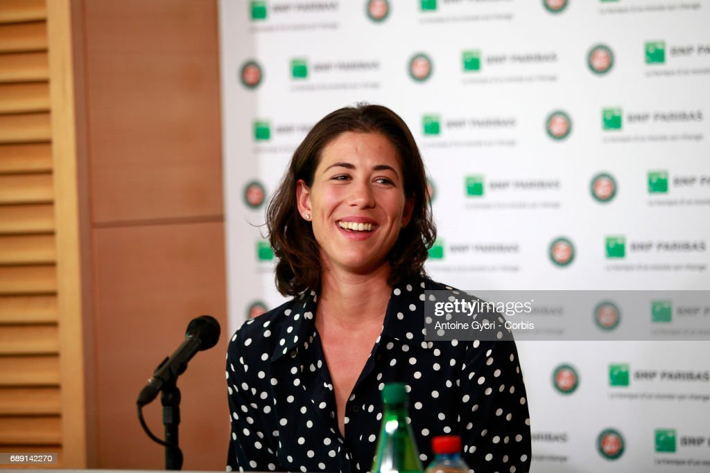 2017 French Open - Previews : News Photo
